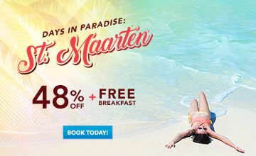Sint Maarten Special Vacation Offer