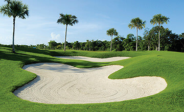 Grand Coral Country Club Golf course