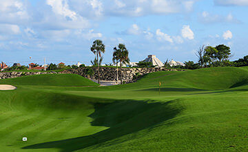 Playa del Carmen Golf courses - Iberostar