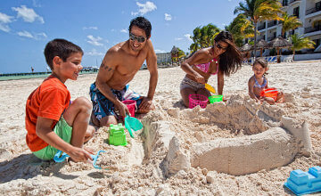 Kid friendly resorts in Cancun