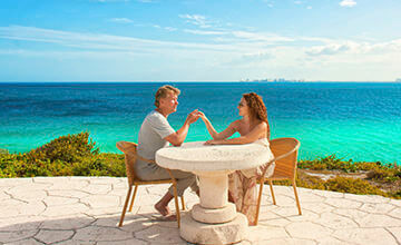 romantic trip to Isla Mujeres