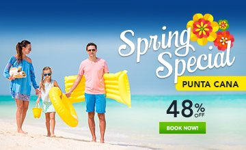 Spring Vacation Punta Cana