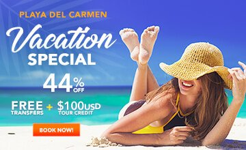 Playa del Carmen Vacations
